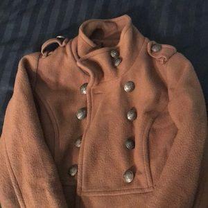 Forever 21 Carmel Coat